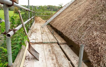 advantages of Finstown thatch roofing
